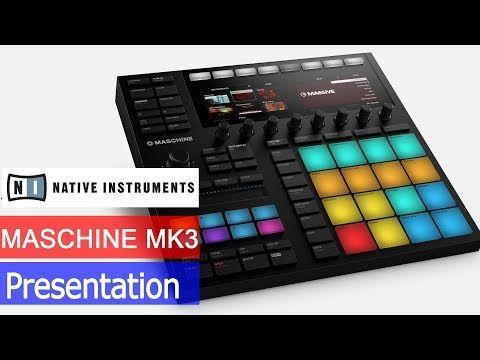 Native Instruments Maschine Mk3 Groove Production Studio Native Instruments Maschine Music Software