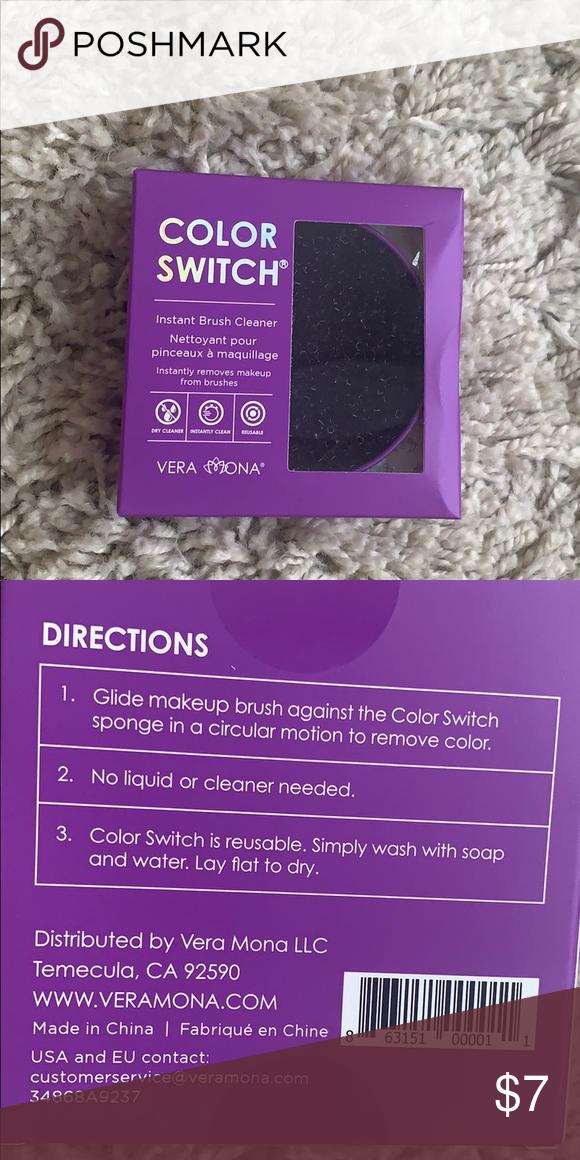 Photo of Make-up Pinselreiniger. NEU Dieser Color Switch Instant Brush Cleaner ist NEU. F…