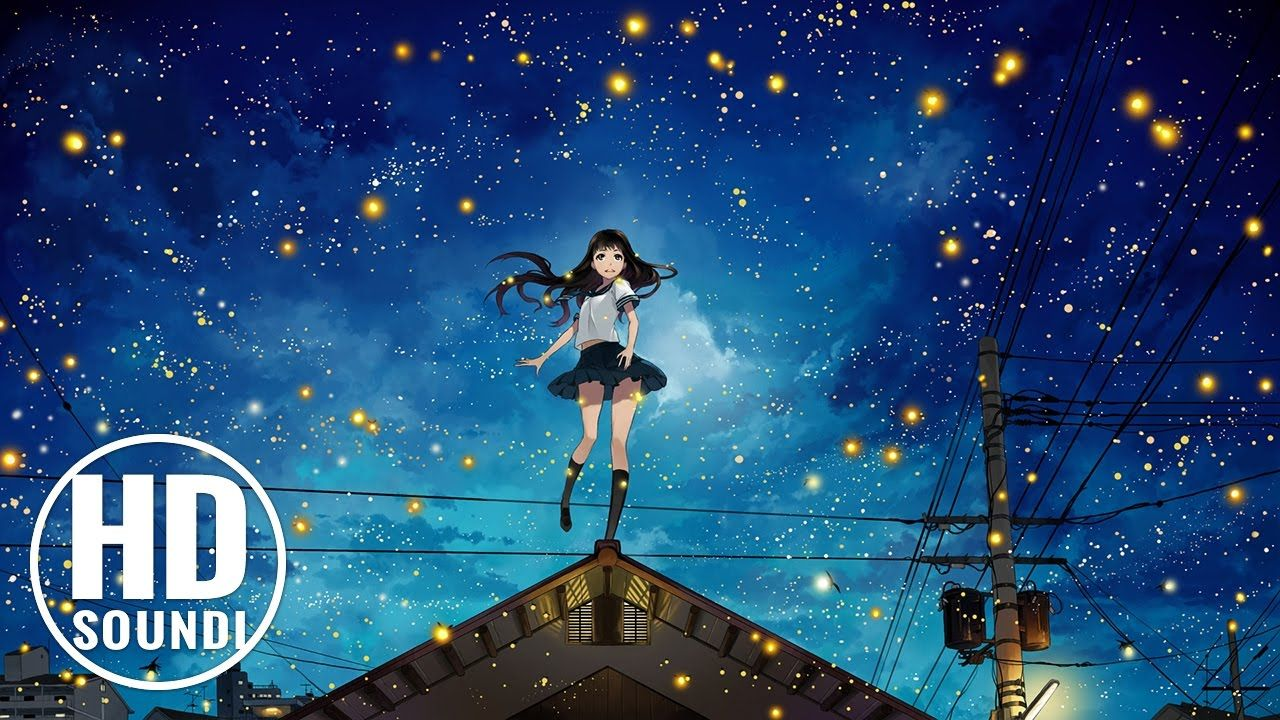 Most Beautiful Music Ever Dance Of The Fireflies By Audiomachine Hd Anime Wallpapers Anime Scenery Sky Anime