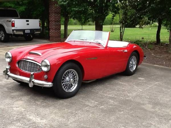 Austin Healey 1959 100 6 52 500 Fort Payne Al Forsale