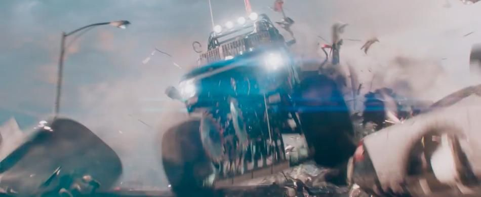Image result for ready player one Big Foot