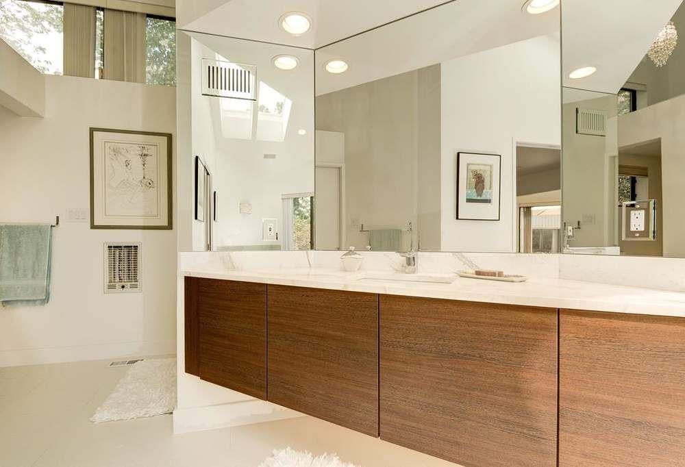 Contemporary Bathroom Remodel Reston VA Master Bath Pinterest - Reston bathroom remodeling