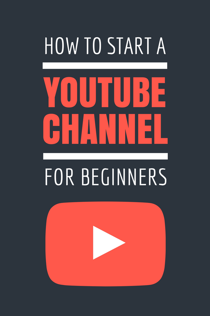How To Start A Youtube Channel Complete Guide For Beginners Redes Sociales Canal De Youtube Youtube