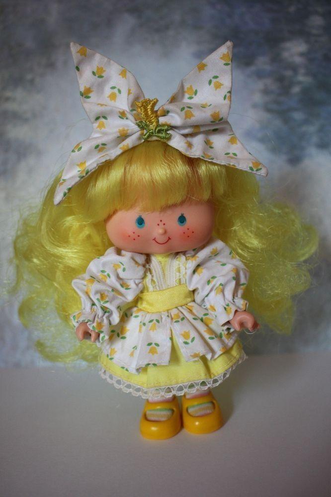 Mint Tulip - Berrykin Doll | Christmas ornaments, Vintage ...