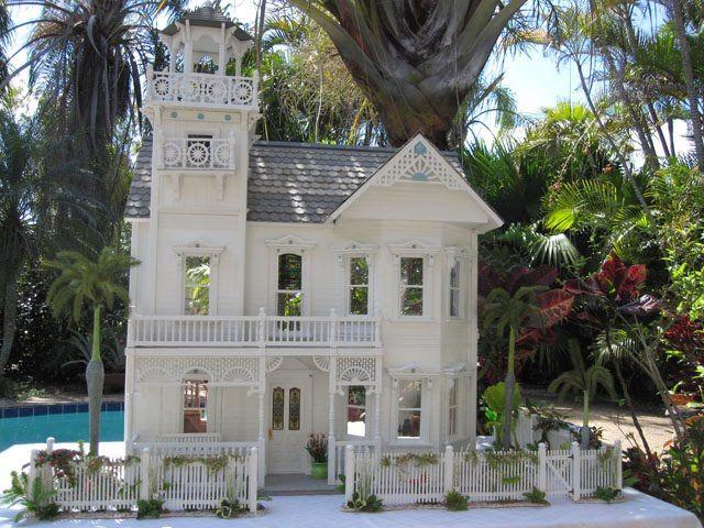 Dollhouses by Robin Carey The Key West Island Paradise Home #2