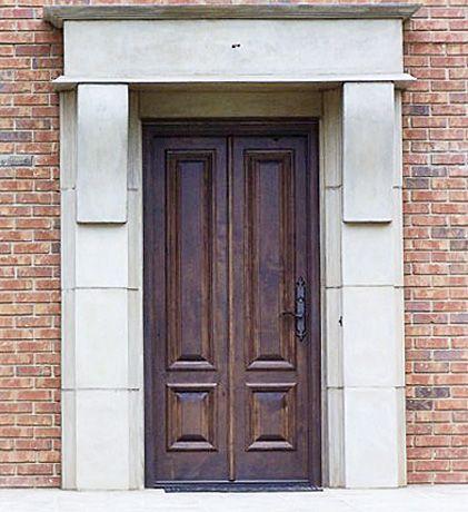 Groovy Custom French Country 4 Panel Door Wood Front Entry In Door Handles Collection Olytizonderlifede