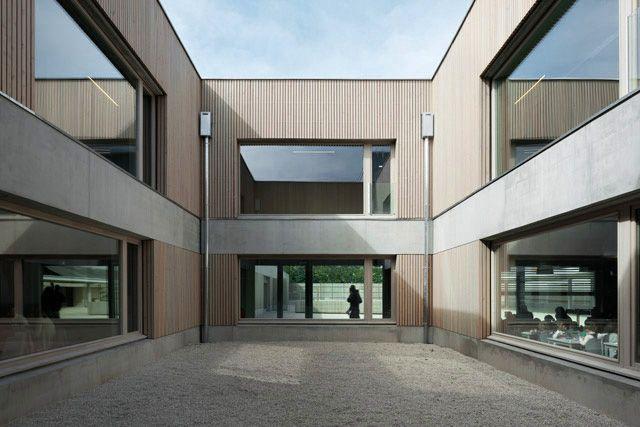 allende saint fons clement vergely architectes architecture ecoles lyon pinterest. Black Bedroom Furniture Sets. Home Design Ideas