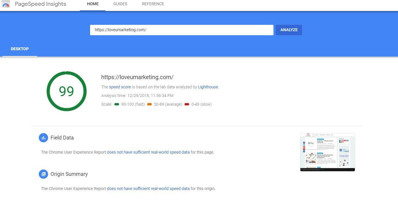 Achieve 100 Scores on Google Speed Test | Earn Money Online