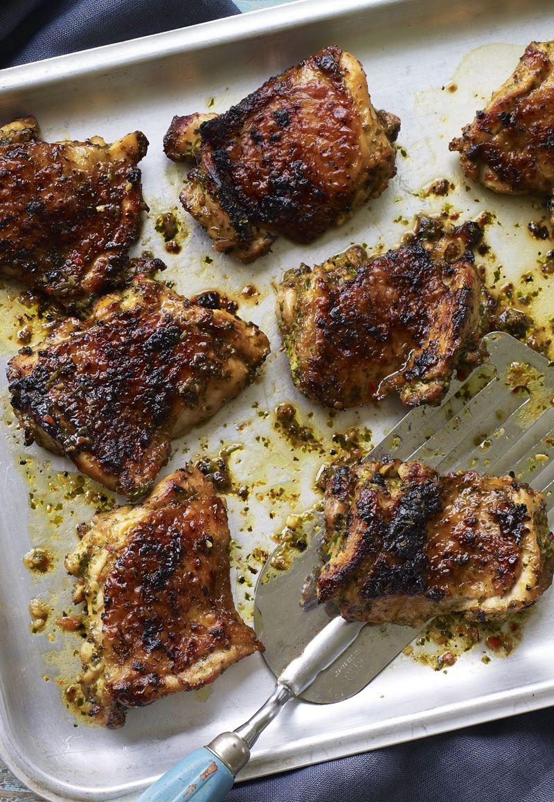 Keep summer going with a tray full of sunny jerk chicken sweet and hot cosas para cocinar - Cosas para cocinar ...
