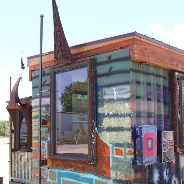 Rhino Cubed Nola Shipping Container Tiny House Container