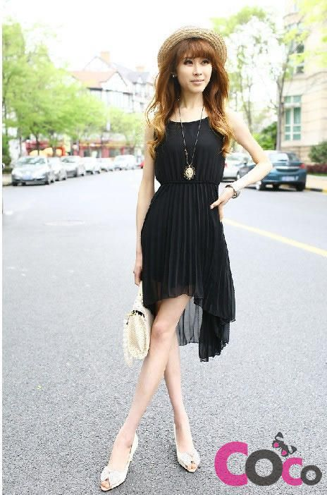 European style summer dresses