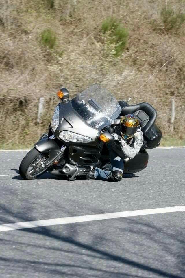 Honda Cc Goldwing Retriever Motorcycle