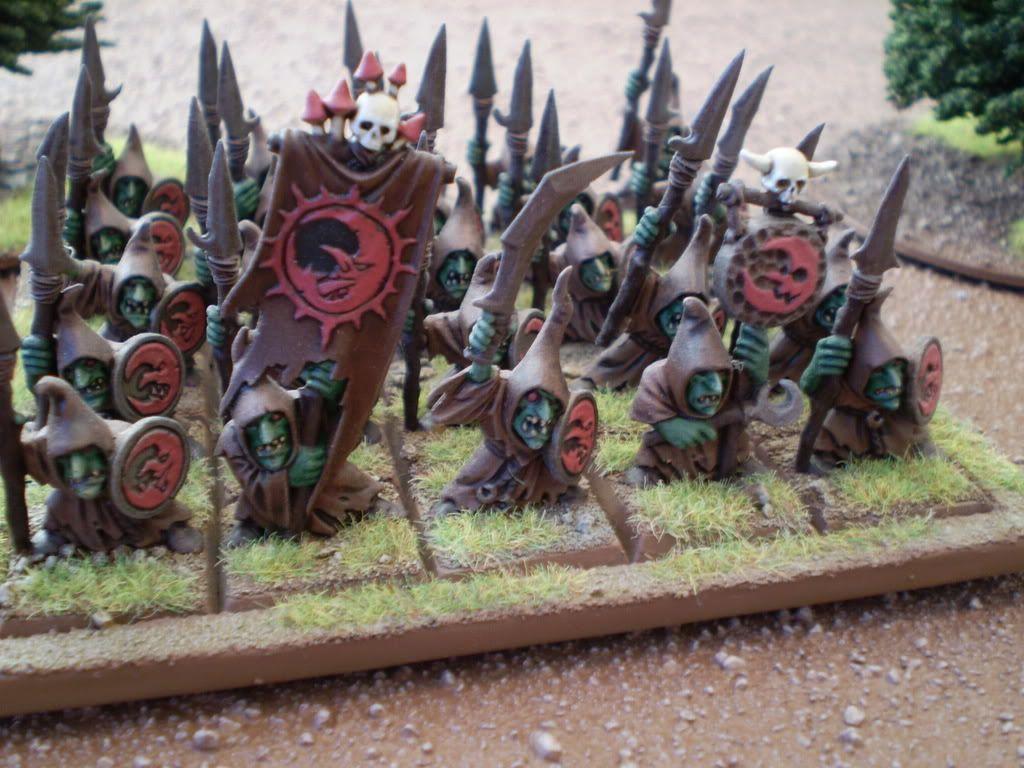 Night goblins!    #warhammer