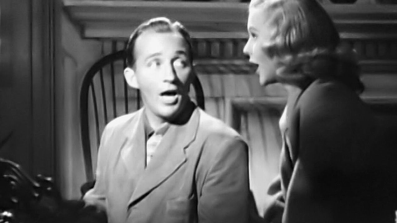 bing crosby white christmas alta calidad full hd youtube - Youtube White Christmas