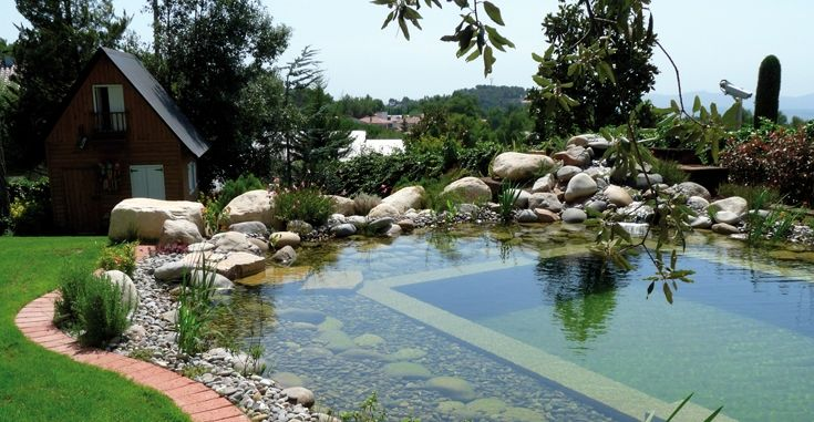 construccin de piscinas naturales construvida construcciones de ambientes naturales