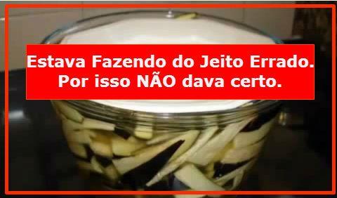 Suco De Berinjela E Limao Emagrece Mito Ou Verdade Com Imagens