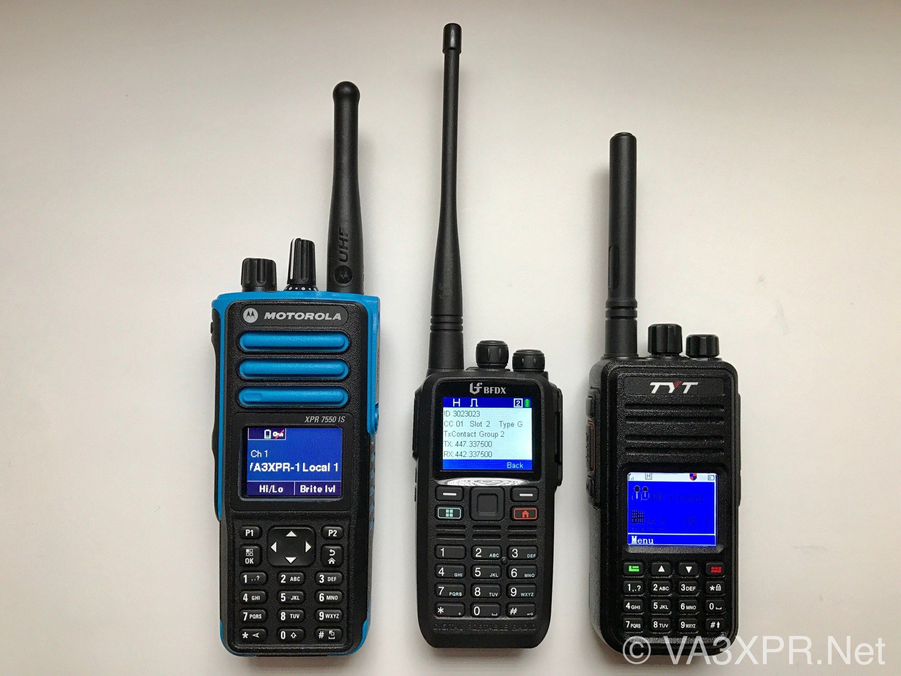 Motorola, XPR7550IS, MOTOTRBO, Connect Systems, CS580, UHF, BFDX