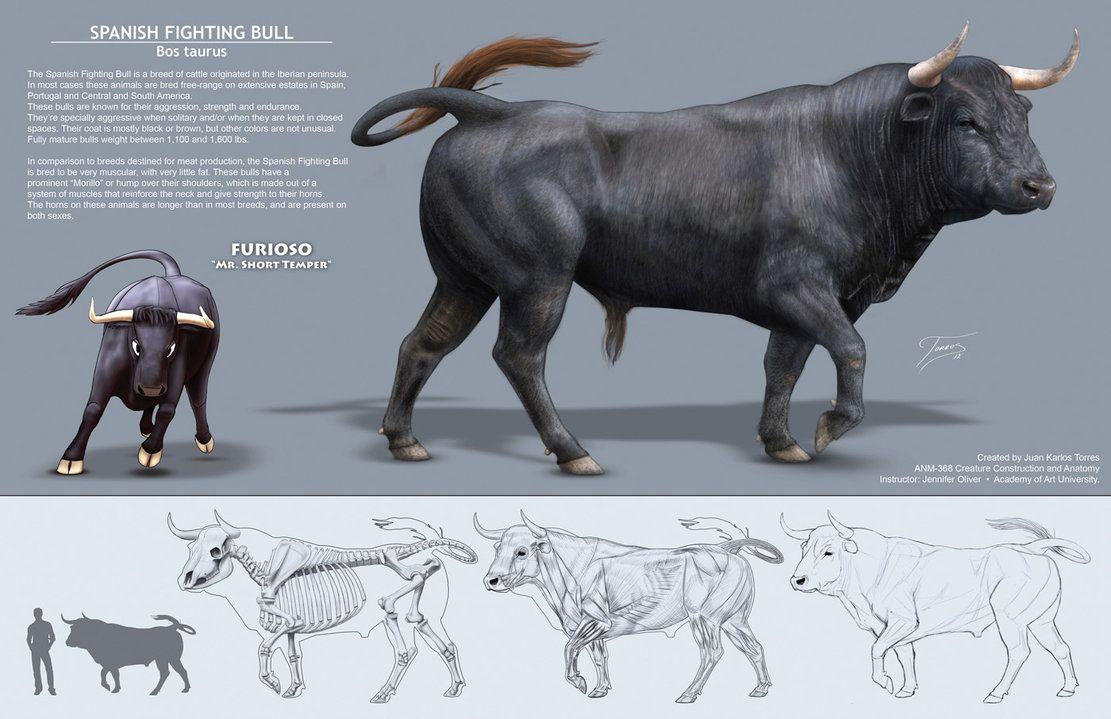 Toro de Casta (Comp) by EtherealProject | Ruminan | Pinterest ...
