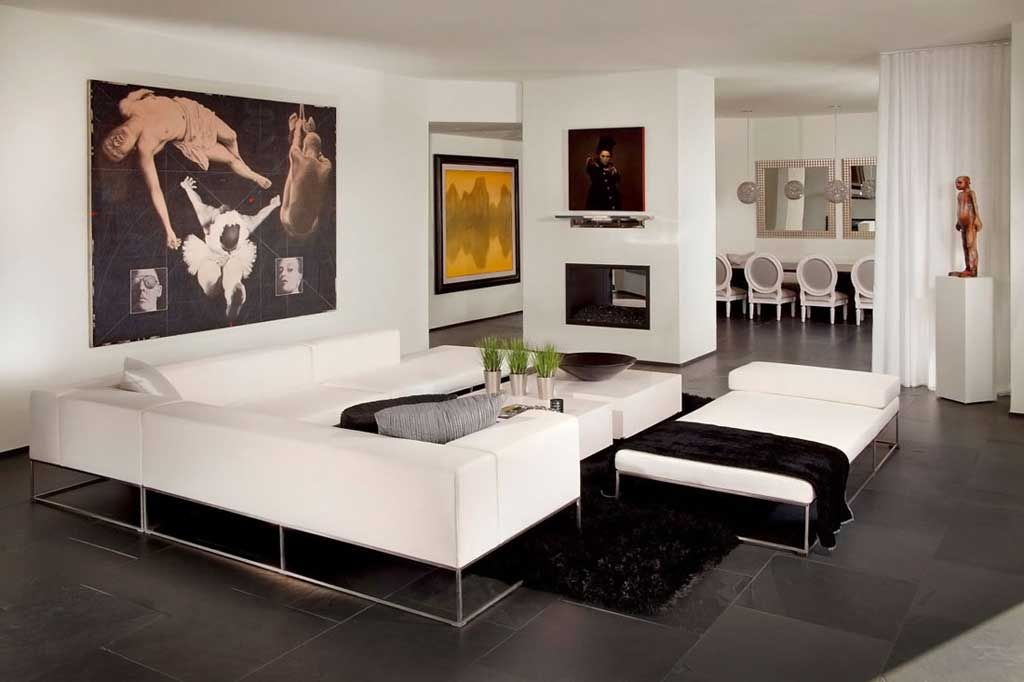 Apartment Interior All About Condominium Design Minimalist Modern