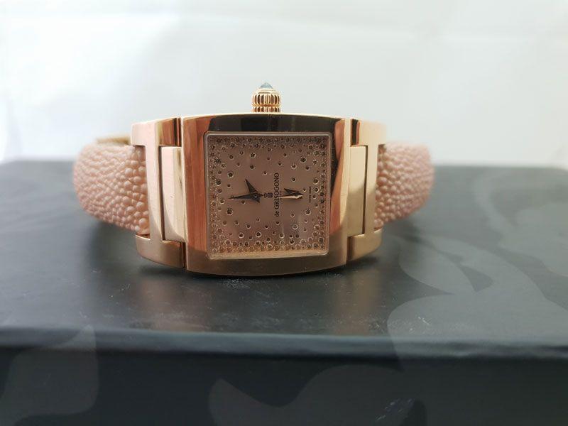 5a596d612bbd Купить часы de Grisogono Tino S27 оригинал розовое золото в часовом ломбарде  Киева!