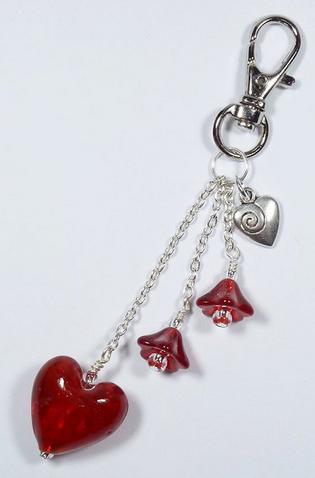 Bag Charm | schlüsselk | Pinterest | Schlüssel kette, Schlüssel und ...
