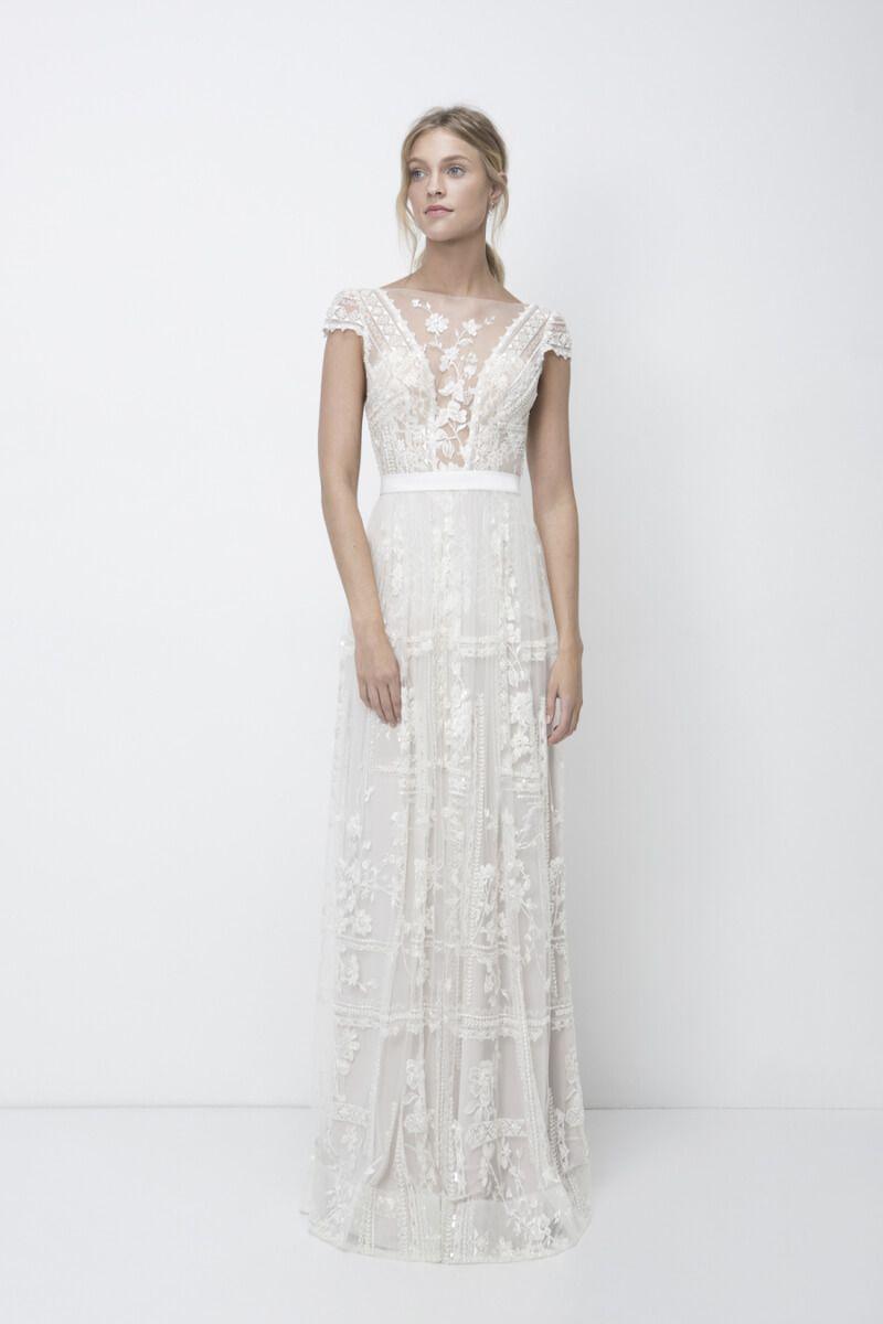 Wedding decorations vintage october 2018 Lihi Hood Fall  Wedding Dresses  Wedding Dresses  Pinterest