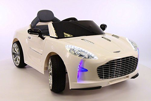 Ride On Toy Aston Martin Style Sport Car 12v Remote Control 2016 Model Power Wheel Electric Toy Ride On Toys Sports Cars Car