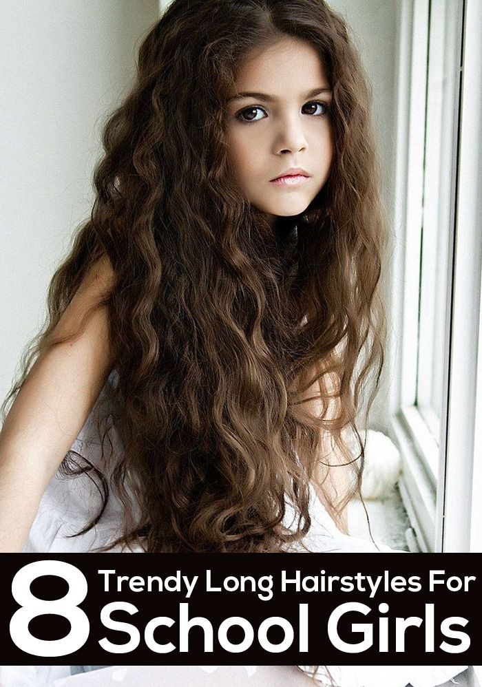 8 stylish and trendy long hairstyles
