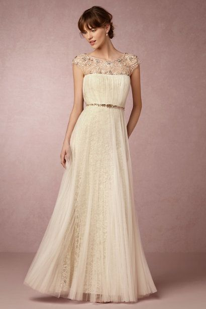 BHLDN and Marchesa Have Made Gorgeous, Affordable Wedding Dresses ...