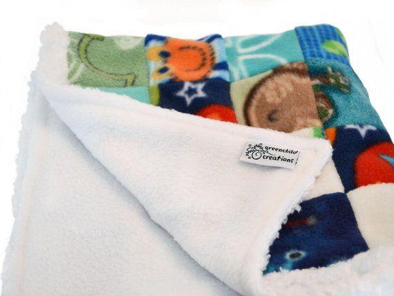 fleece security blanket spying game blanket lovey blanket Baby Blanket