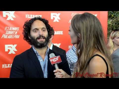 Jason Mantzoukas at the FXX Network Launch Party #TheLeagueFXX