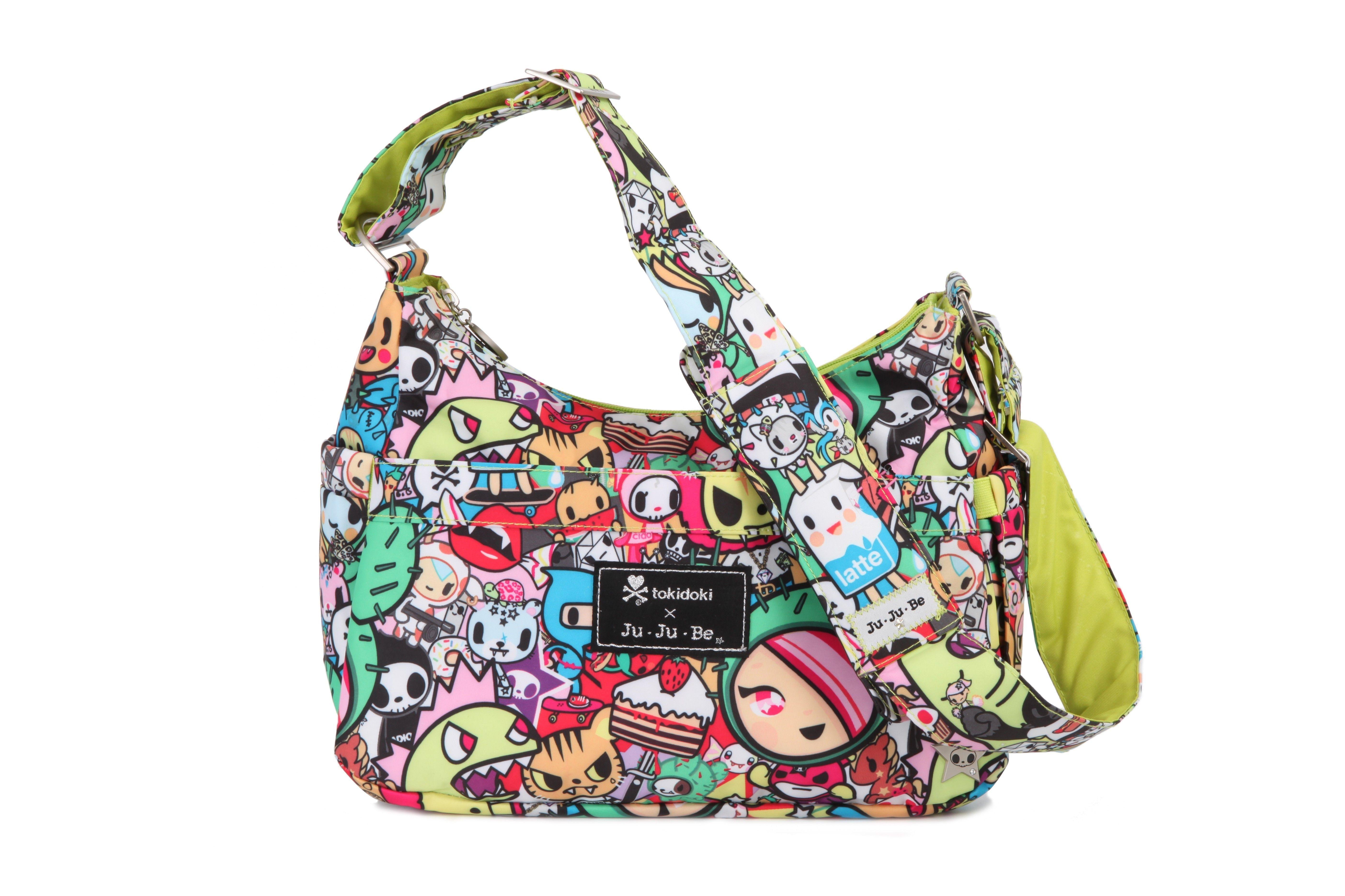tokidoki toys | Diaper bag purse, Diaper bag, Jujube diaper bags