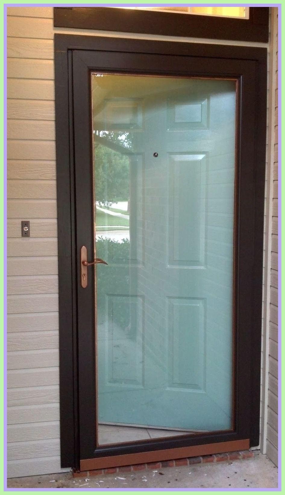 47 Reference Of Storm Door Hardware Front Door Trim In 2020 Glass Screen Door Glass Storm Doors Painted Front Doors