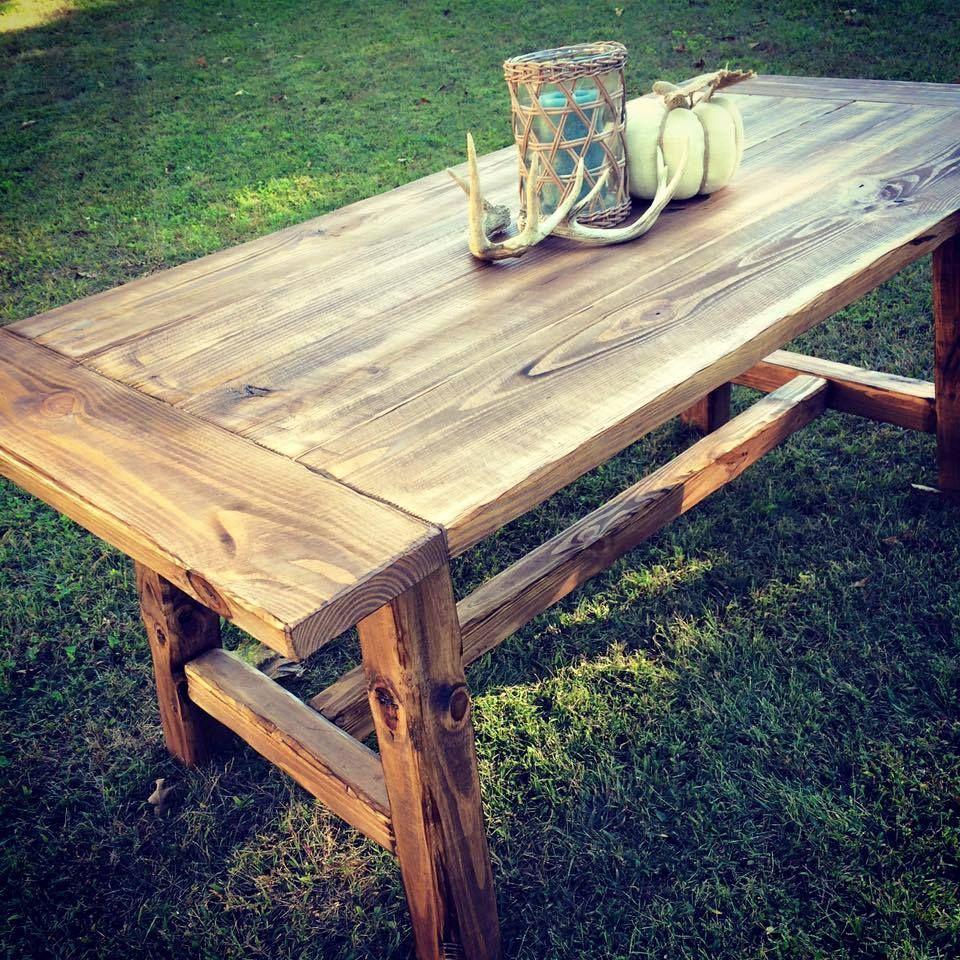 Farm Table By Southern Merle Farmhouse Farmtable Homefurnishing
