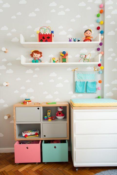 Quarto compartilhado entre menino e menina | Dormitorio, Bebe y ...