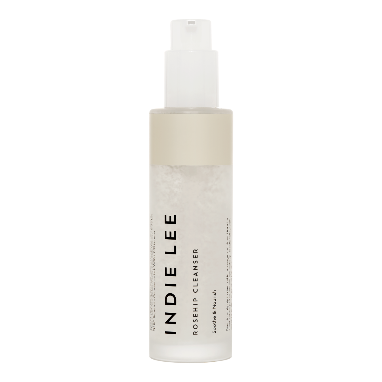 Rosehip Cleanser Soothe Skin, Remove MakeUp