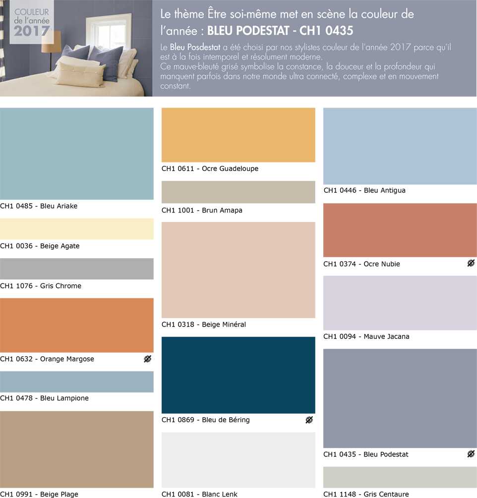 Etre soi même   chromatic   Couleur peinture cuisine, Couleur chambre et Murs gris bleu