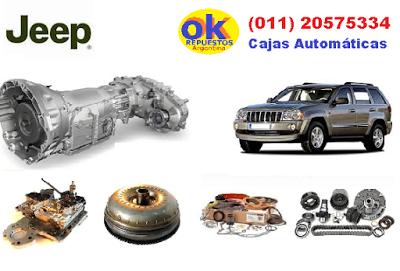 Reparacion De Caja Automatica Jeep Grand Cherokee Laredo 3 0 Crd