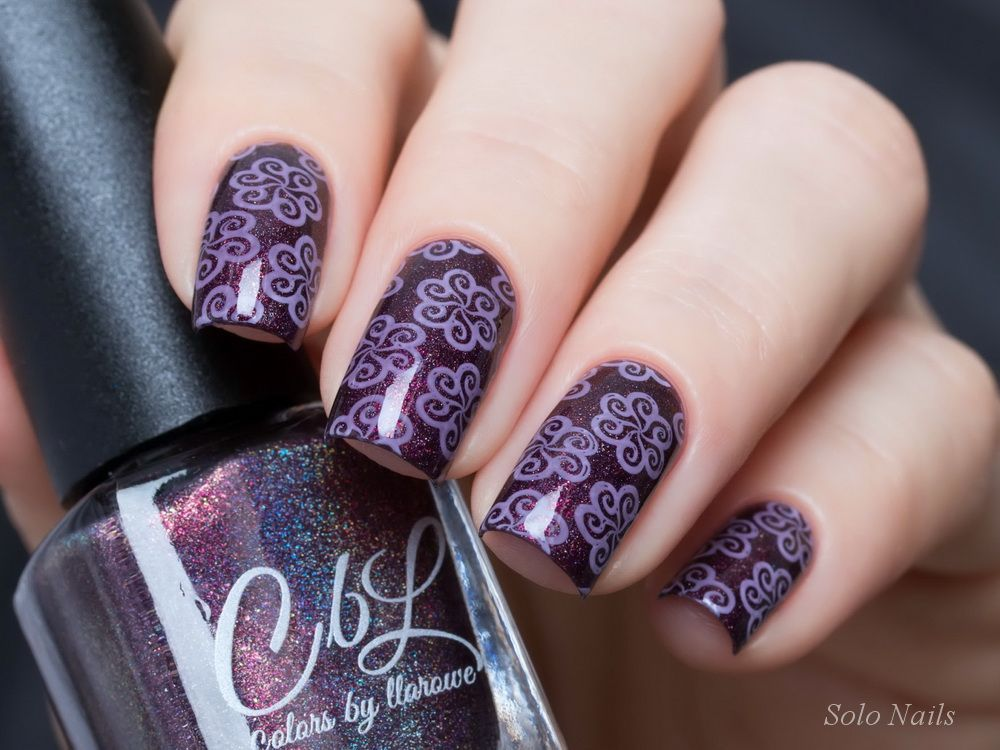 Colors by Llarowe - Fall 2015 Collection | Solo Nails | Nail Stamp ...