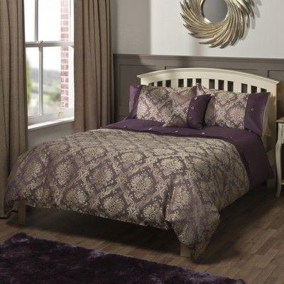 chadwick purple bedding matching cushions available