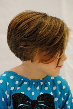 little girl haircut  dj's style salon in cincinnati ohio