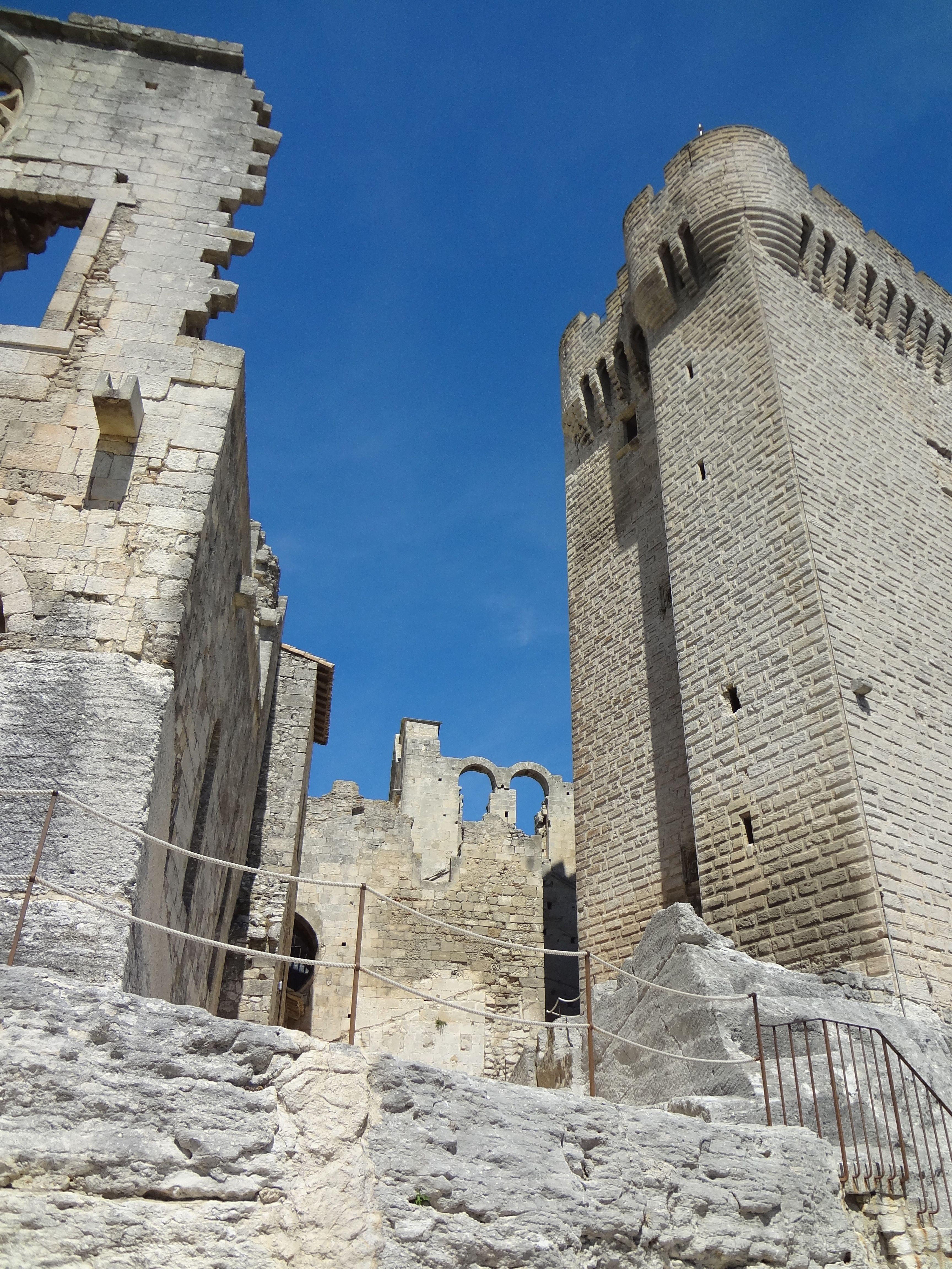 Abbaye De Montmajour Arles Noe Amerique Du Sud Abbaye Rhone