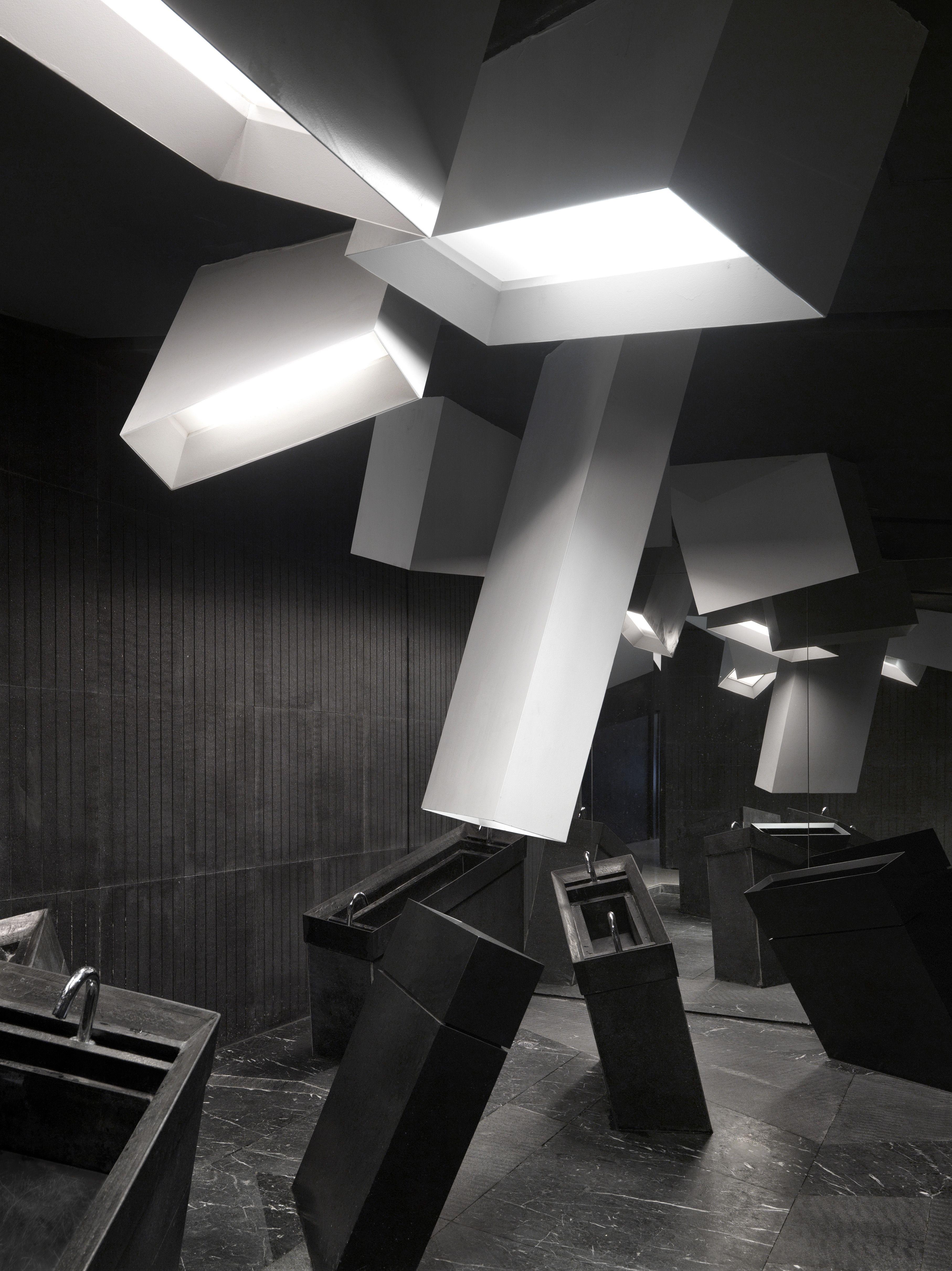 Pin On Wuhan Wushang Mall International Cinema Exploded Cinema