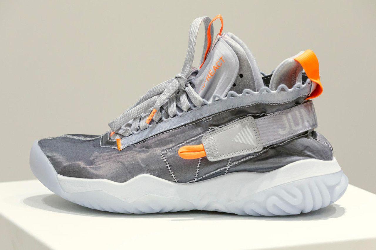 New Jordan Proto-React Model Debuts