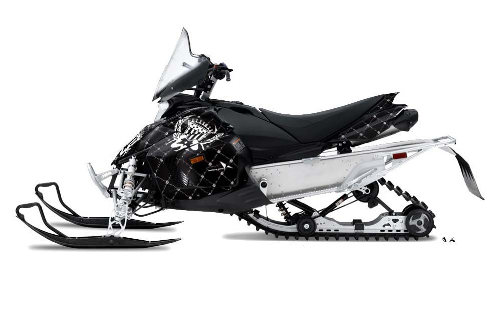 yamaha phazer rtx gt 2007 2012 snowmobile silver star. Black Bedroom Furniture Sets. Home Design Ideas