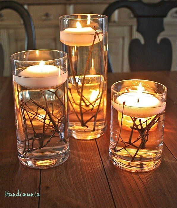 DIY Wedding Table Decoration Ideas How To Be Perfect Woman