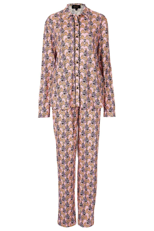 Deer Pyjamas by Emma Cook for Topshop