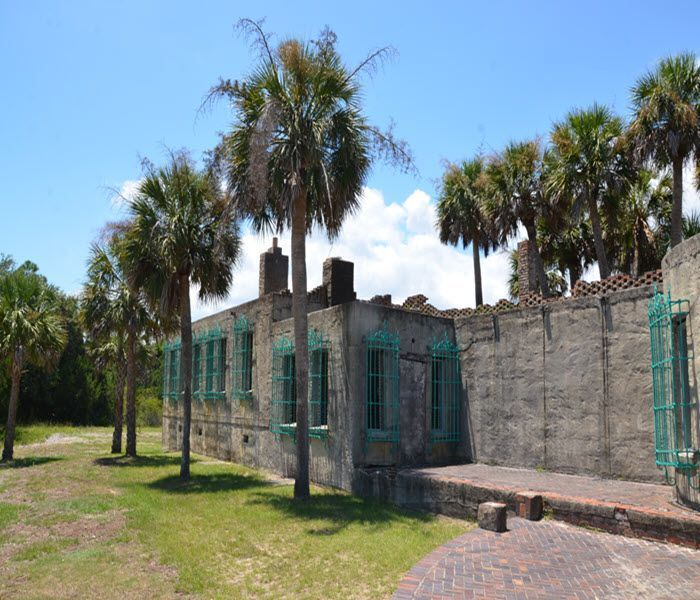 Experience Historic Atalaya Huntington Beach State Park Murrells Inlet A Short Drive South Of Myrtle Carolina
