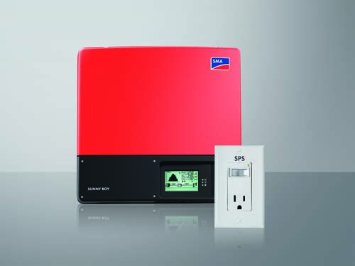 Sunny Boy Tl Us Series Inverters By Sma America Boys Build My Own House America