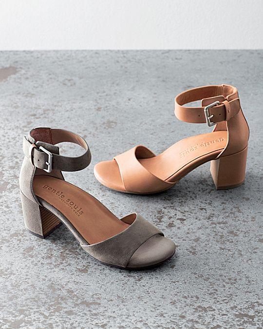 Christa Leather Heel Gentle Souls ebt0sRIA